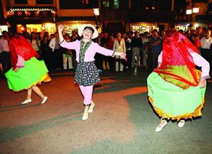 山塘风情文化节